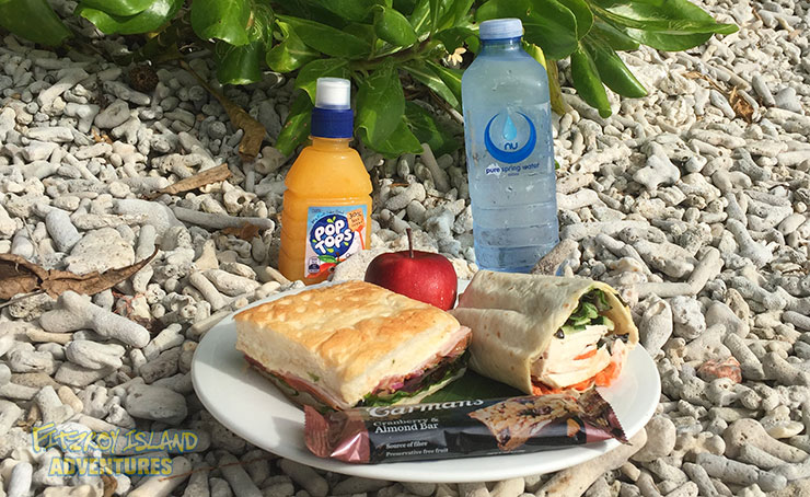 Lunch Included With Fitzroy Island Activity Pass