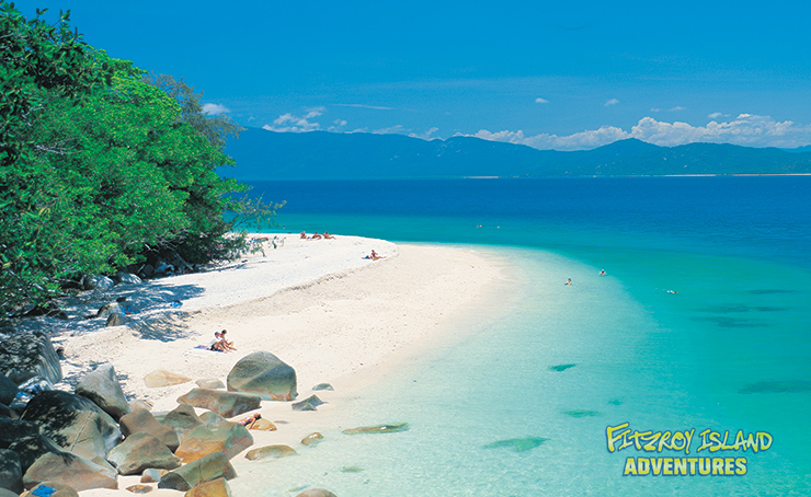 Half Day Great Barrier Reef Cruises to Cairns Islands