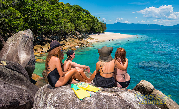 Great Barrier Reef Island Tours with Snorkeling Options