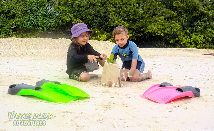 Family Discounts Full Day Great Barrier Reef Tours