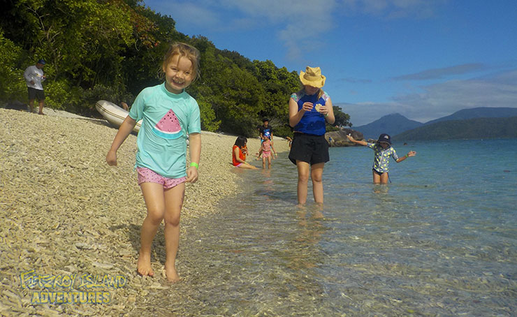 Family Great Barrier Reef Holidays at Fitzroy Island